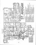 St. Ansgar T99N-R17W, Mitchell County 1994 Published by R. C. Booth Enterprises